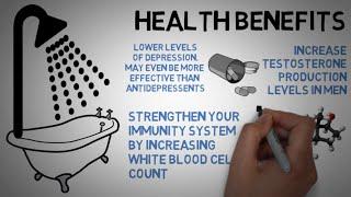 Video Benefits of Cold Showers - Comfort Zone Killer download MP3, 3GP, MP4, WEBM, AVI, FLV Agustus 2018