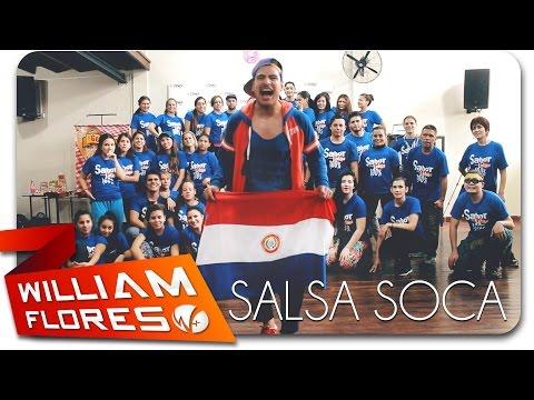 William Flores - Salsa Soca (Oscar D Leon ft. Mola)