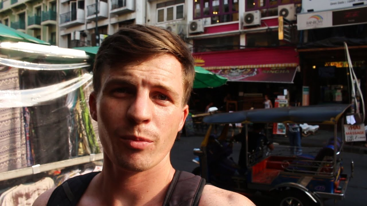 Bangkok Has Me Now - Jordan Simons