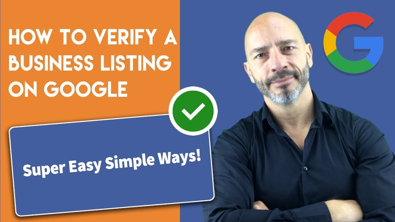 Verify a business listing on google - Super Easy Simple Ways