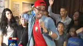 "The Hip-Hop Shop on FOX 26: ""Hip Hop Shop Keepin"