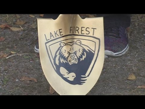 SCHOOL PATROL: Groundbreaking for new Lake Forest Middle aca
