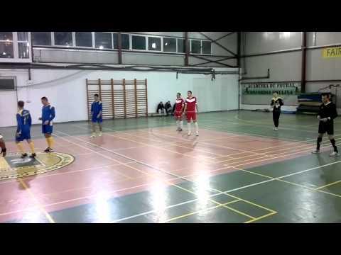 AJF IALOMITA - AJF TELEORMAN - semifinala - Cupa Prietenia Chiajna 2013