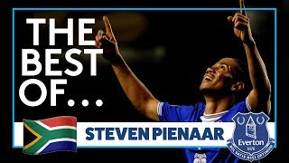 THE BEST OF STEVEN PIENAAR | GOALS & SKILLS!