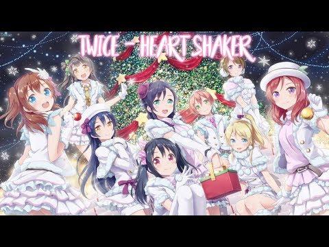 Nightcore ・ Heart Shaker - TWICE /Switching Vocals/