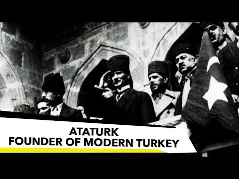 Ataturk: Founder of Modern Turkey