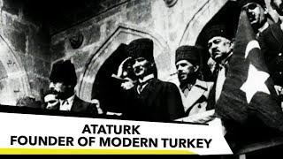 ataturk founder of modern turkey