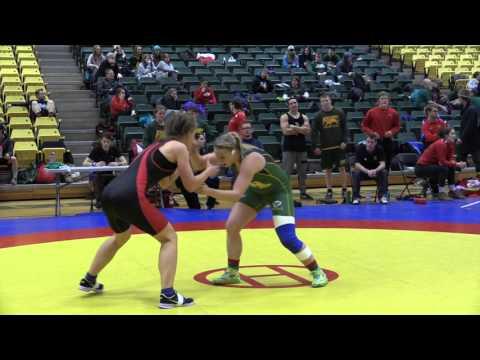2016 Golden Bear Open 67 kg Brandy Perry vs Katianne Bargen