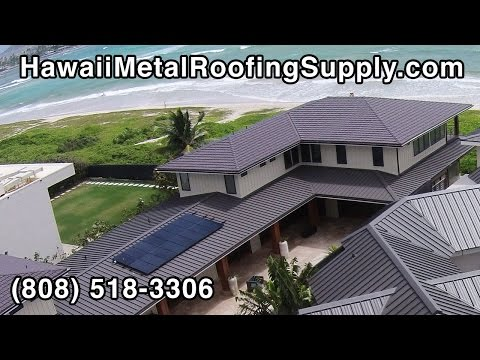 Termites and Metal Roofs - Call (808) 518-3306 Now. Oahu, Hawaii