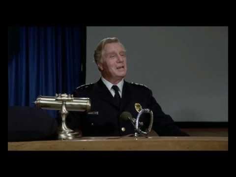 Police Academy: Good speech!