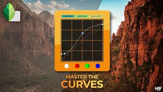 Master the CURVES in SNAPSEED   SNAPSEED TUTORIAL   Android   iPhone