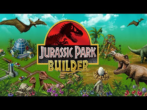 Jurassic Park Builder: Android Gameplay HD