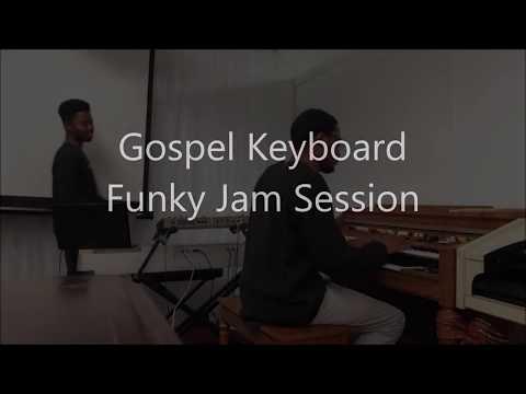 Gospel Keyboard Jam Session