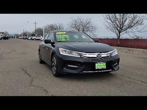 2016 Honda ACCORD Sedan EX-L Tracy Stockton Modesto Manteca Antioch