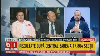 Ce spune fostul președinte, BASESCU, despre Dan Barna și primarii PSD
