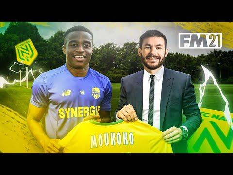 ⚽️ FM #6 - LE FC NANTES DÉFIE L'EUROPE !
