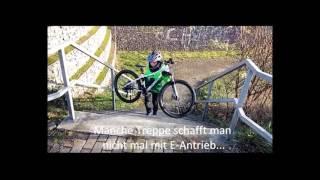 So leicht muss ein Kinder-E-Bike sein