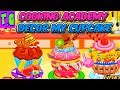 COOKING ACADEMY DECOR MY CUPCAKE | COOKING GAMES FOR GIRLS. HD 1080p