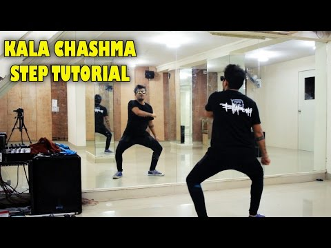 How To Do The Kala Chashma STEP || Dance...