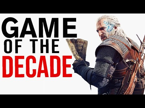 Game of the Decade: The Witcher 3