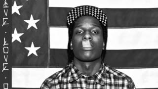 ASAP Rocky Peso Chopped and Screwed