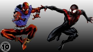 Top 10 Alternate Versions Of Spider-Man