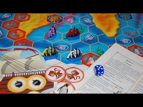 ZOOregatta (ЗООрегата) - Ваша первая настольная игра