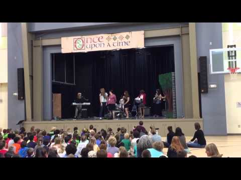 Reggae Cliff Valley School song