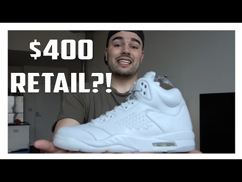 Who's Paying $400 Retail For Jordans?