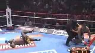 Badr Hari Vs Remy Bonjasky K1 WGP 2008 Final Match