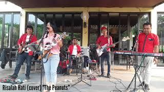 Risalah Hati (cover) The Peanuts