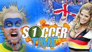 LES SUPPORTERS FOUS | SOCCERTIME #1