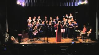 "Emmeleia choir -""Baladilla de los tres rios"" /M.C.Tedesco-F.G.Lorca"