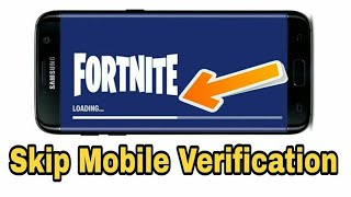 download Fortnite Android without verification+Proof!