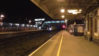 (HD) *TWO-TONE* Network Rail New Measurement Train HST Passing West Ruislip