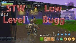 Fortnite Save the World Low level Husk Glitch bug Wargames Works with Daily Wargames (Still Working)