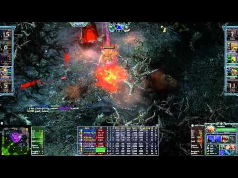 HoN CGi ladder Surefire Gaming vs Cash Money Heroes #1