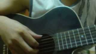 [Khắc Việt] Anh yêu người khác rồi guitar cover - ĐôLy