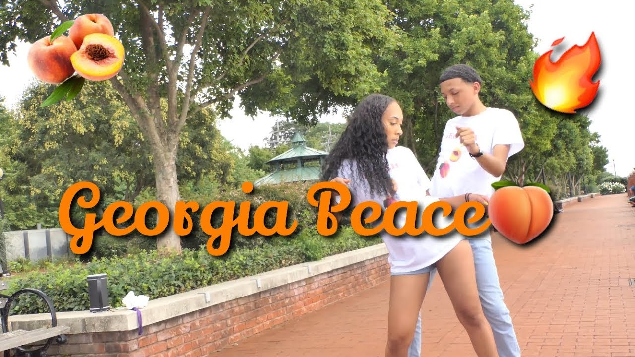 Willgotthejuice Georgia Peach F0 9f 8d 91 Official Dance Video