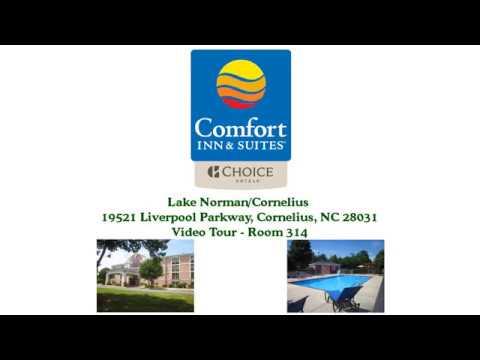 Comfort Inn & Suites Lake Norman/Cornelius - Cornelius, NC Hotel Room Tour