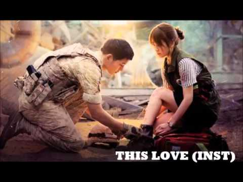 [Descendants of the Sun OST] Davichi - This Love Instrumental