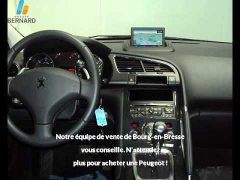 peugeot 3008 occasion en vente bourg en bresse 01 par peugeot bourg en bresse youtube. Black Bedroom Furniture Sets. Home Design Ideas