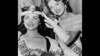 MISS CANADA - (1947-1972)  FAIREST GIRL IN CANADA