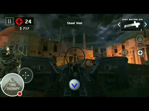 Dead Trigger 2 -[Africa campaign-Area 2] Gameplay #3    ALL TIME THERAPY