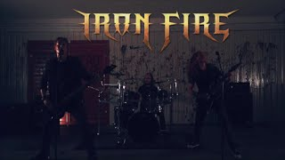 IRON FIRE - Among the Dead // Official video // Crime Records