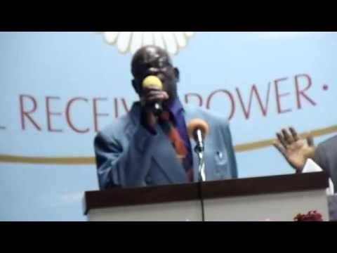 NFC(OLM#6) Telecast Prayer - Bishop Evan James From Jamaica