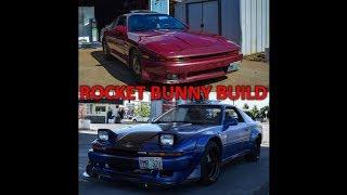Mk3 Supra Rocket Bunny Full Build