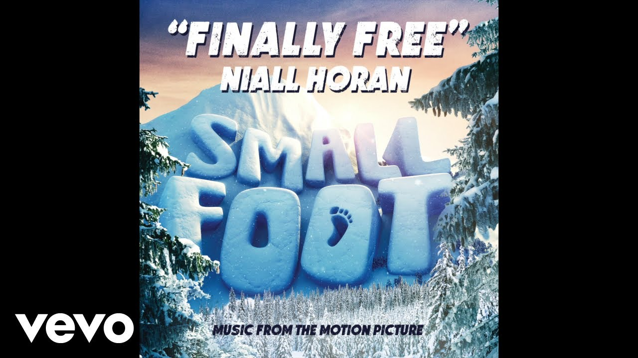 "Niall Horan - Finally Free (From ""Small Foot""/Audio)"