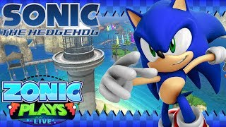 Sonic The Hedgehog 2006 - Sonic's Story | Zonic Plays Live