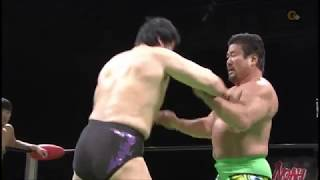 Pro Wrestling NOAH tag team match - 2012.1.22 小橋建太&谷口周平VS佐...